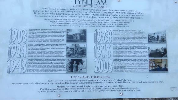 Tyneham Century of Change
